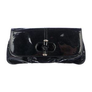 Gucci Patent Leather Clutch
